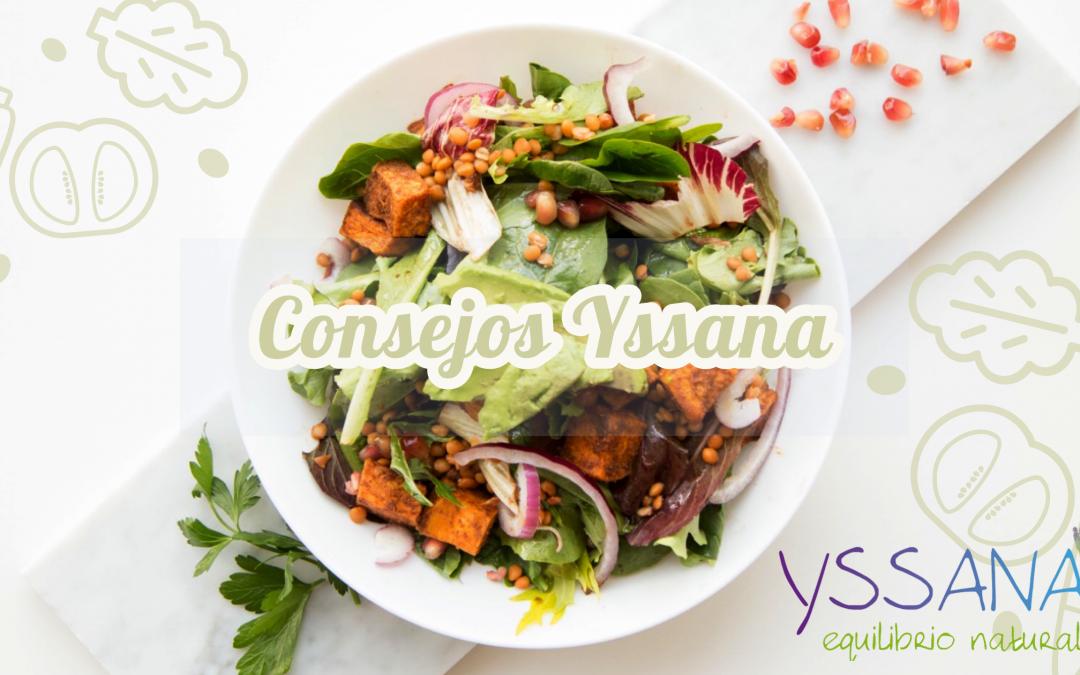 Consejos Yssana – ¿Ansiedad? Alimentos o.k y k.o (Parte 2)
