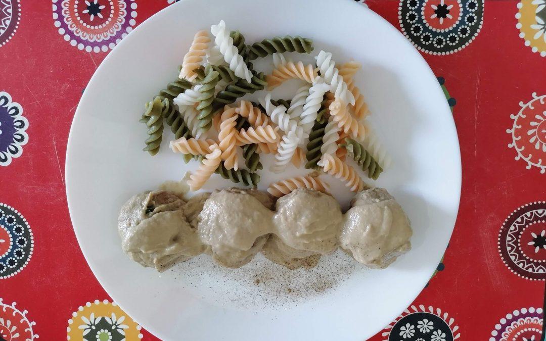 Albóndigas de pollo Minichef