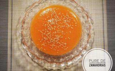 «Puré de zanahoria»