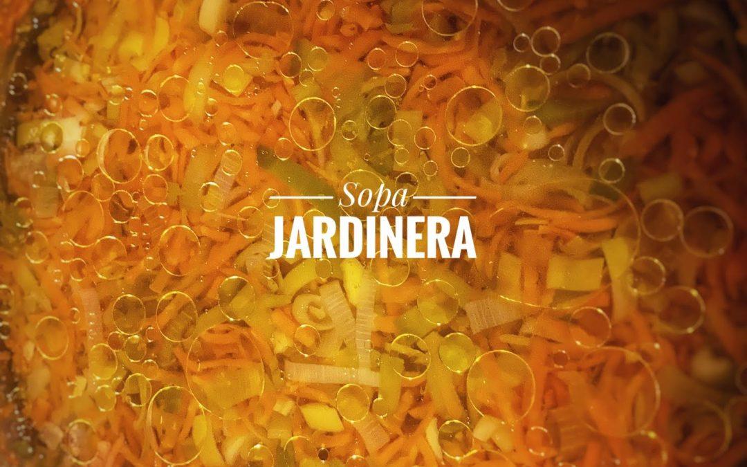 «Sopa Jardinera»