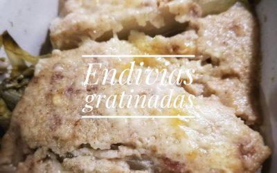 «Endivias Gratinadas»