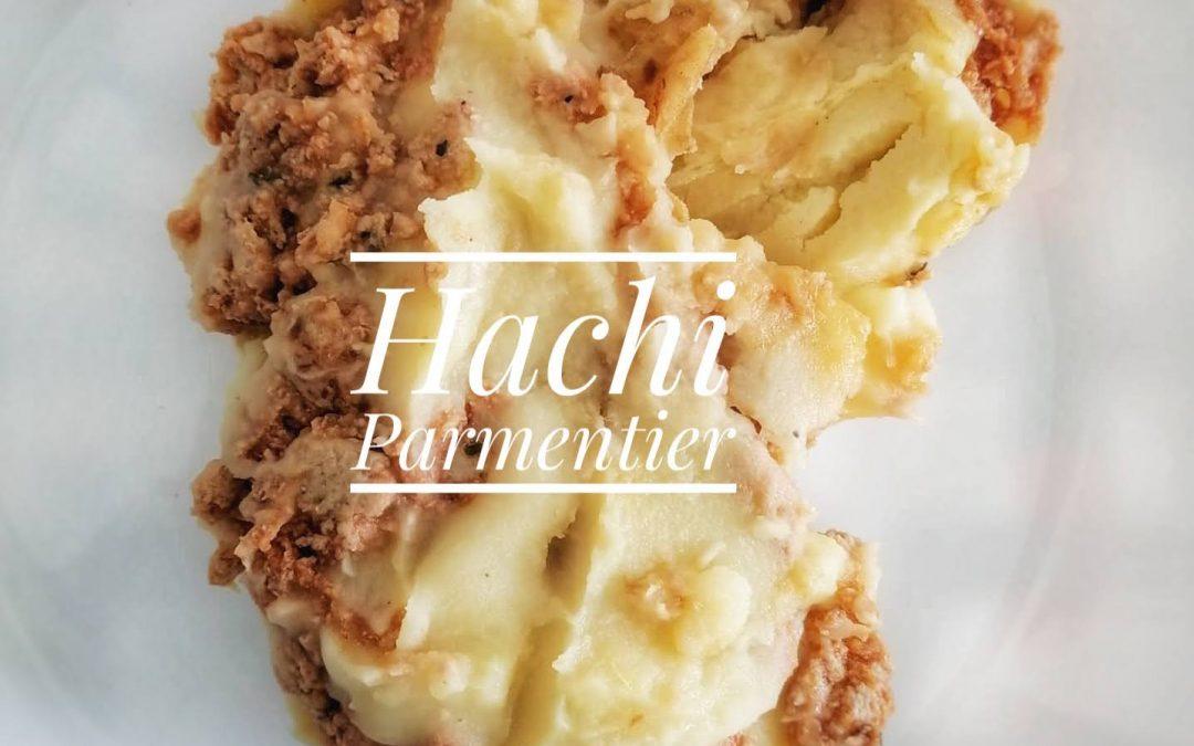 «Pastel de Carne» Hachi Parmantier