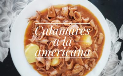 Calamares a la americana