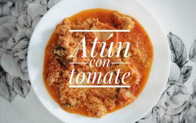 «Atún con tomate»